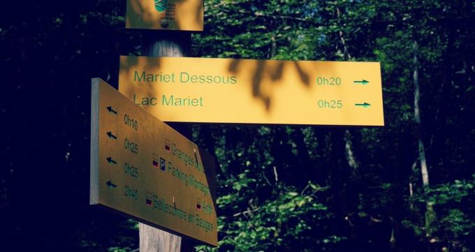 lac mariet -Arith-Massif des Bauges (10)