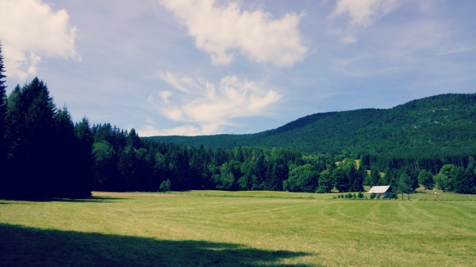 lac mariet -Arith-Massif des Bauges (12)