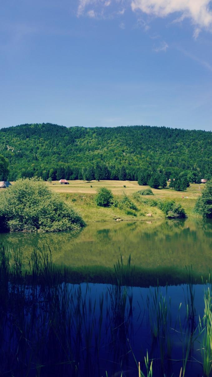 lac mariet -Arith-Massif des Bauges (15)