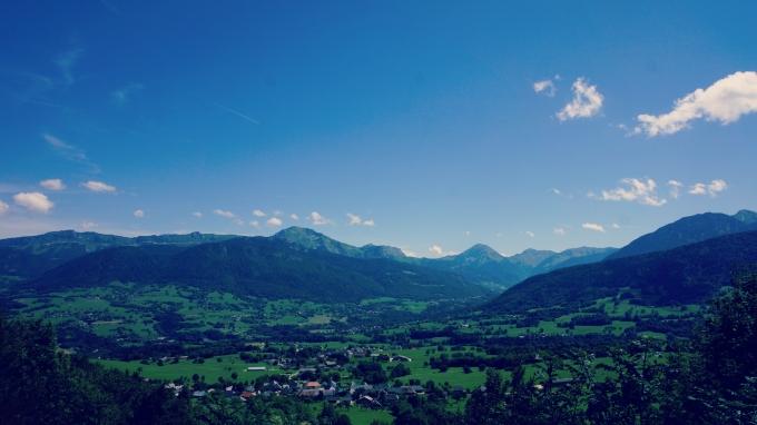 lac mariet -Arith-Massif des Bauges (21)