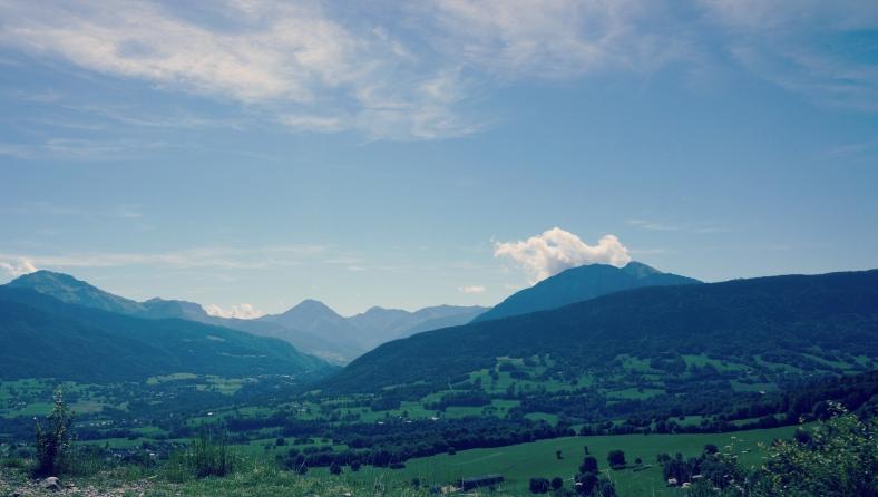 lac mariet -Arith-Massif des Bauges (6)