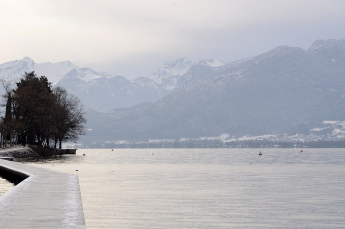 Miss Thelma-Lac d'Annecy