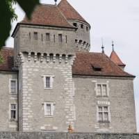 {vadrouille} un weekend de mai...visite au Château de Montrottier et balade dans les Bauges...